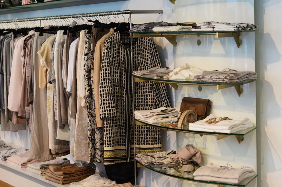 Mode und Design Shopdetail Regal