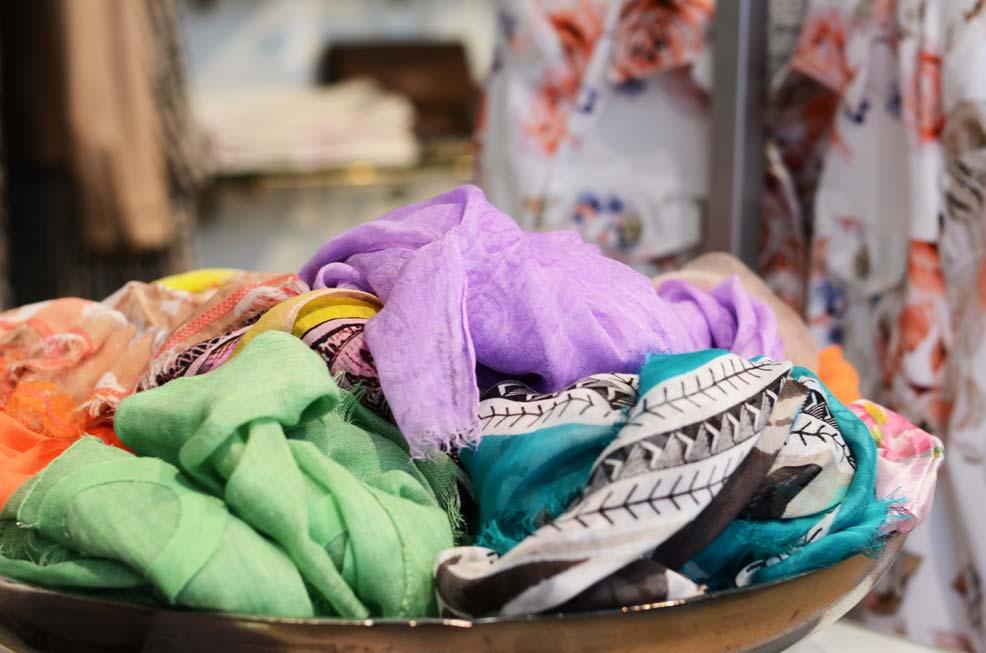 Mode und Design Shopdetail Schal und Tuch